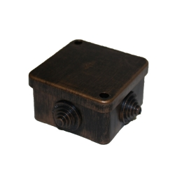 Коробка КЭМ 3-10-4 Black Copper